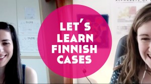 An Introduction to Finnish Cases with Irina Pravet