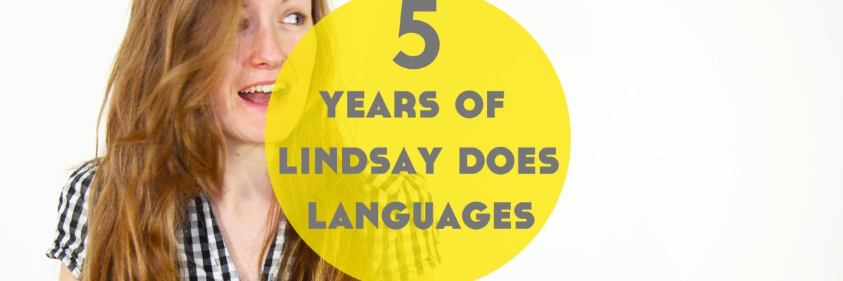 Huge Language Learning Giveaway from Lindsay Does Languages. One big prize to boost your language learning! Click through to enter! >>