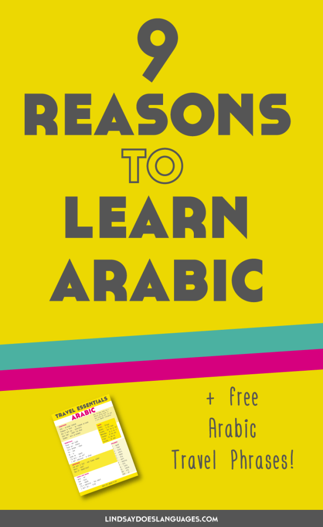 Should I learn Arabic, French, or Spanish? - Quora
