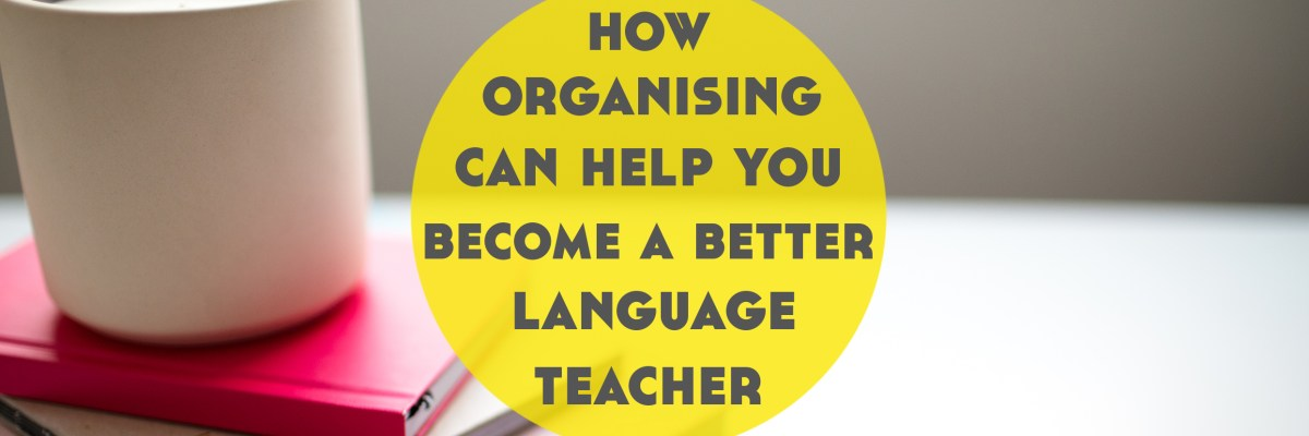 Organizing makes you a better online teacher. From reviews to lesson plans, check this post to find out how.