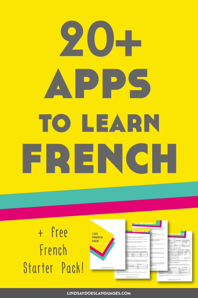 Apps to learn French. Whether you want to learn fast, offline, free, while driving - there's a lot out there to choose from. Here's over 20 of my favourite French apps out there for iOS and Android. ➔