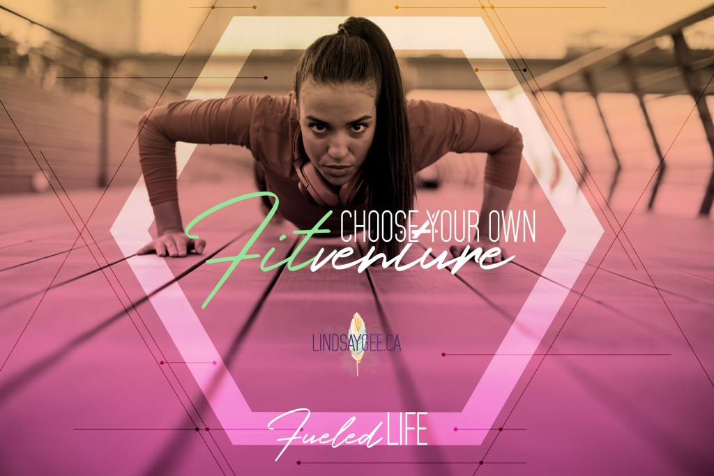 Choose Your Own Fitventure. A health and fitness challenge membership like you've never seen before!