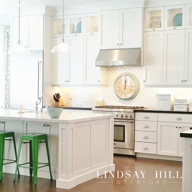 Bright And Airy Craftsman Lindsay Hill Interiors