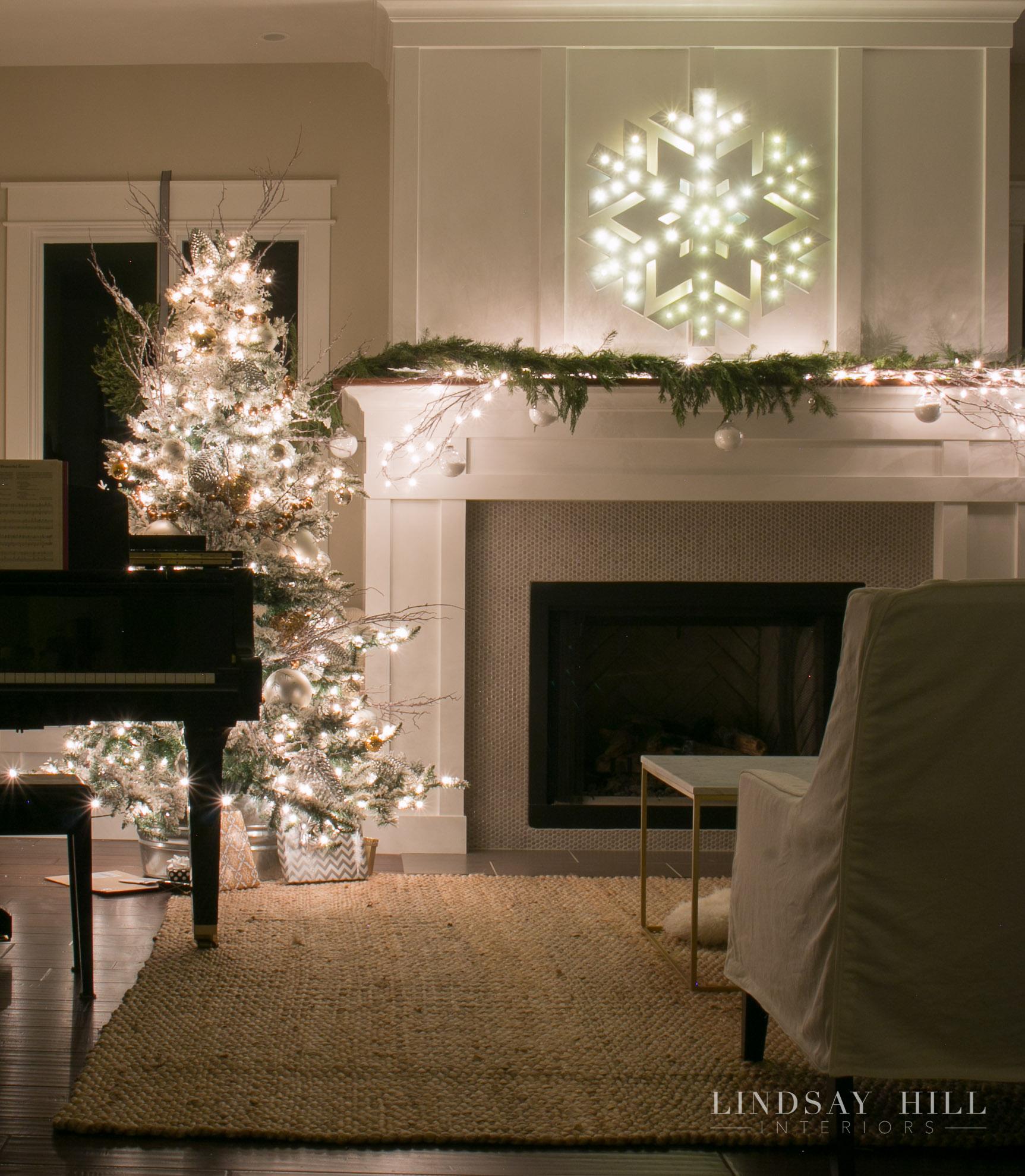 lindsay hill interiors Christmas Nights Tour