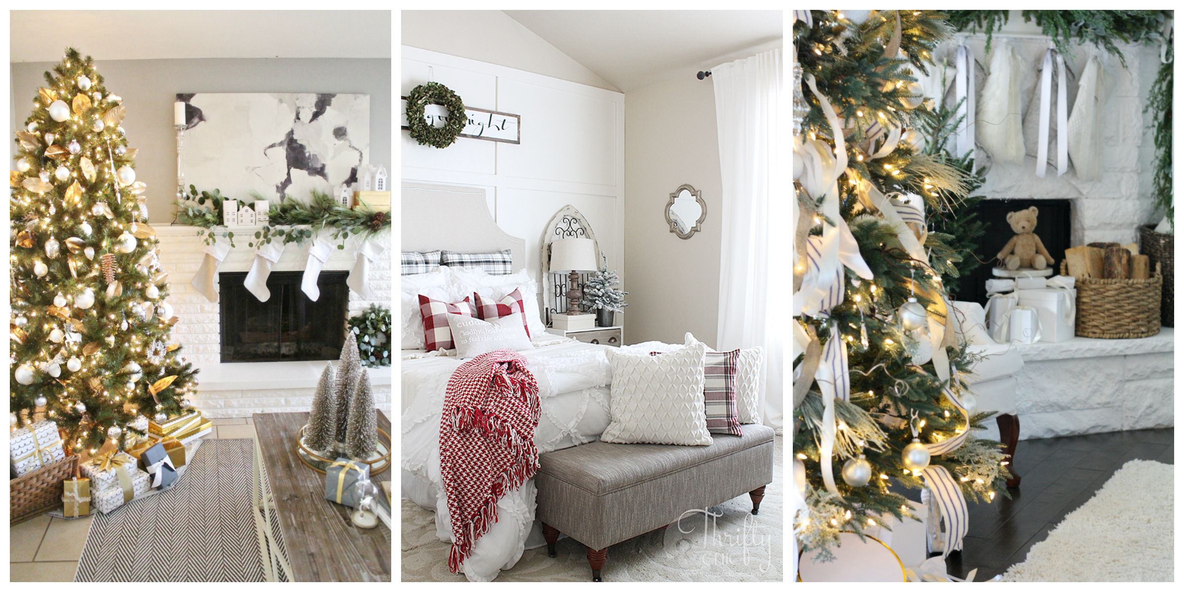 meaningful holiday home tour Dec 2nd