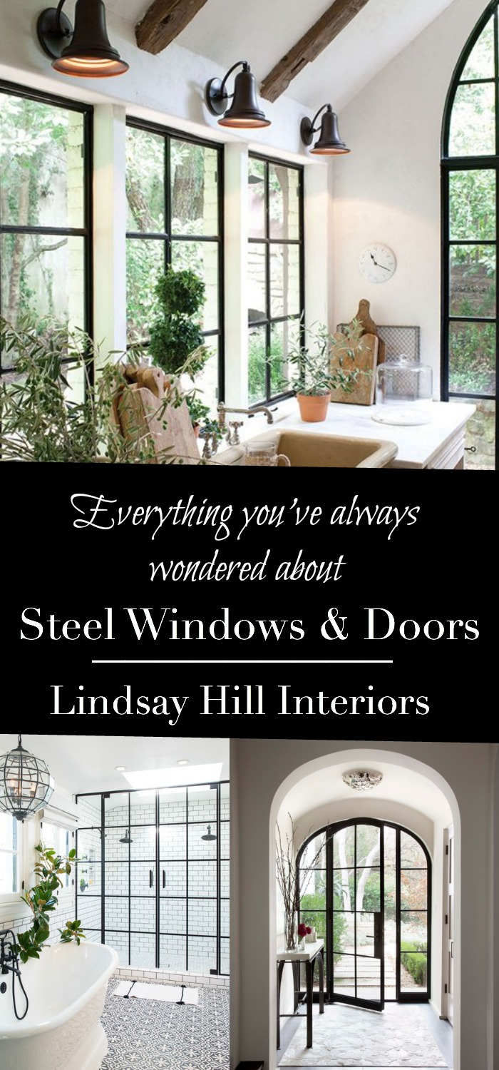 Everything you've wondered about Steel Windows and Doors