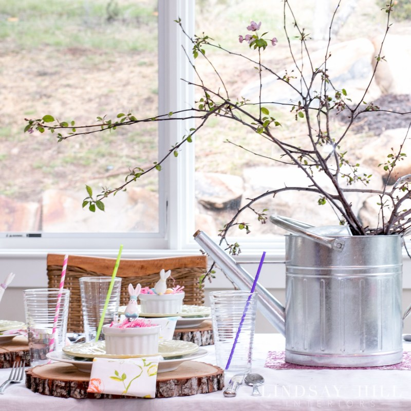 Easter Parade Blog Hop – My Easter Table