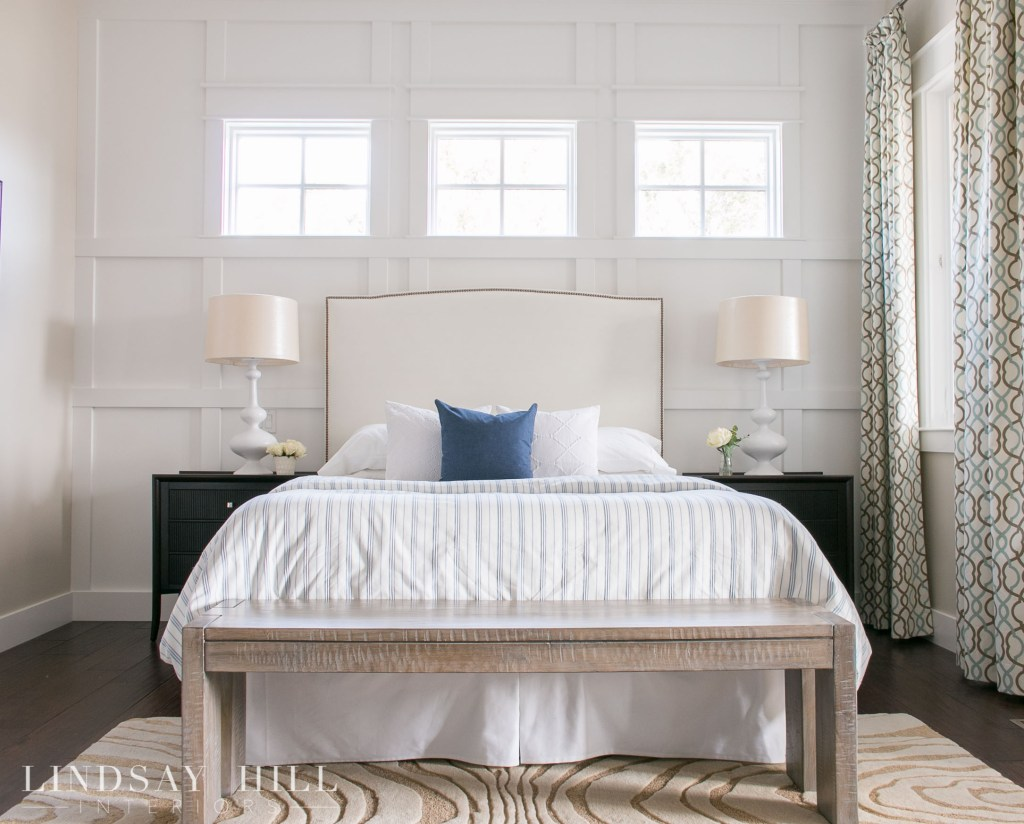 master bedroom spring makeover