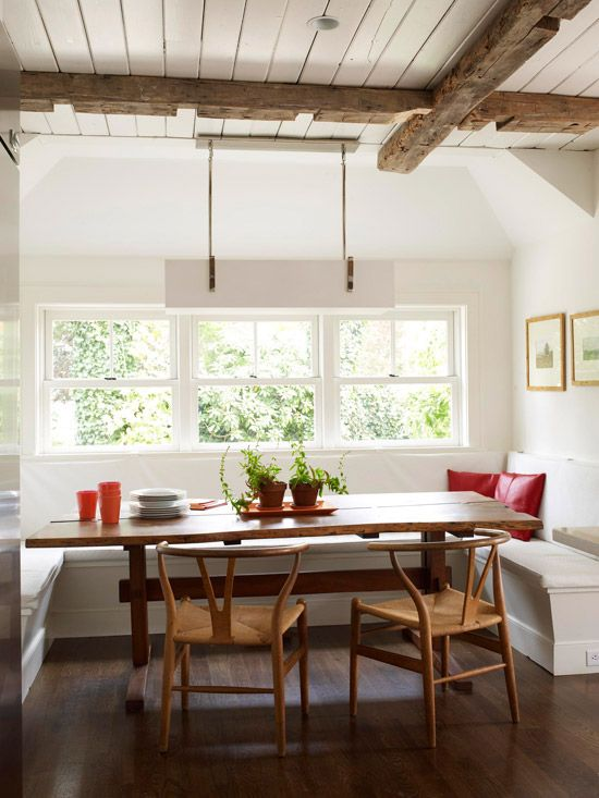 Built In Banquette Lindsay Hill Interiors