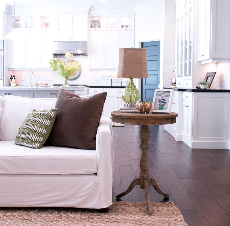 Lindsay Hill Interiors Fall Home Tour 2017 living room