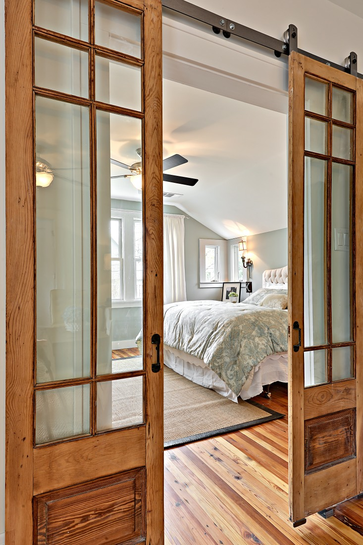10 ways to use salvaged doors in modern designs & 10 Ways to Use Salvaged Doors in Modern Designs - Lindsay Hill Interiors