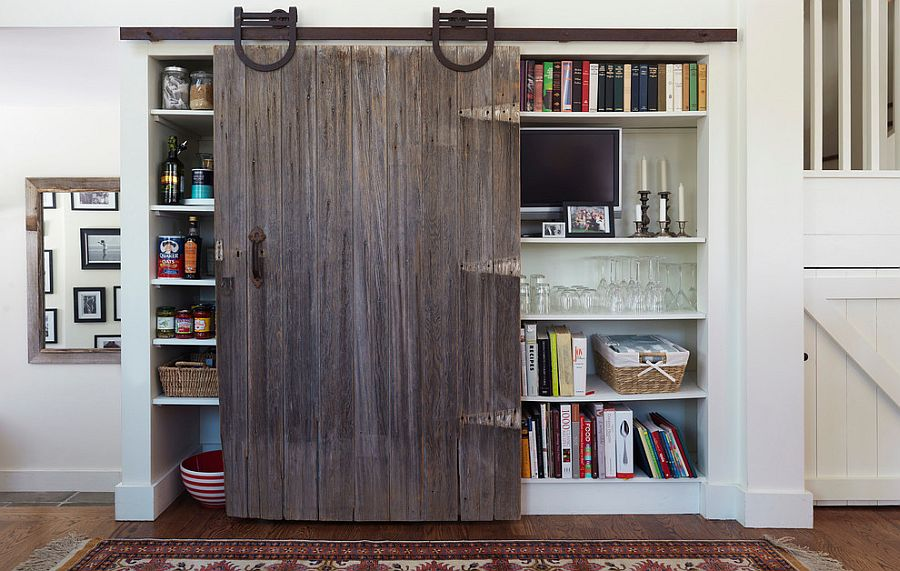10 ways to use salvaged doors in modern designs & 10 Ways to Use Salvaged Doors in Modern Designs - Lindsay Hill ... pezcame.com