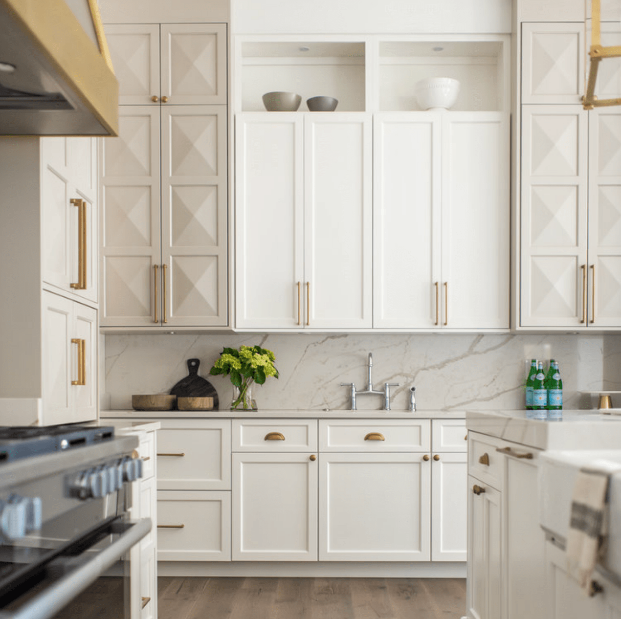 exciting kitchen design trends for 2018 - lindsay hill interiors