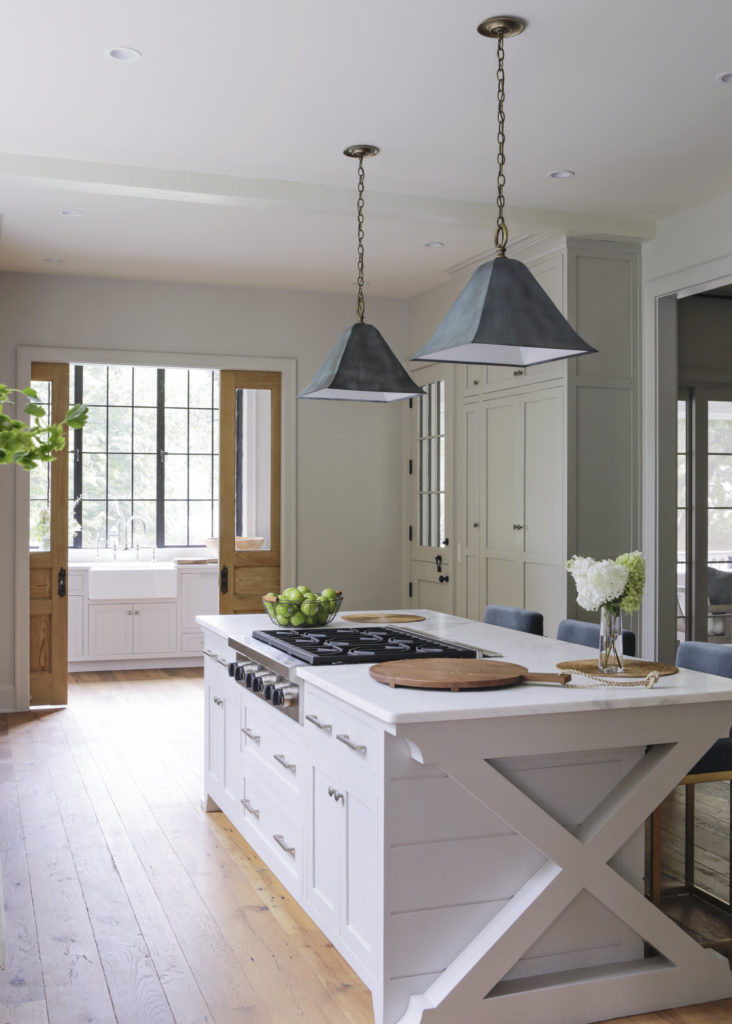 exciting green kitchen interior design   Exciting Kitchen Design Trends for 2018 - Lindsay Hill ...