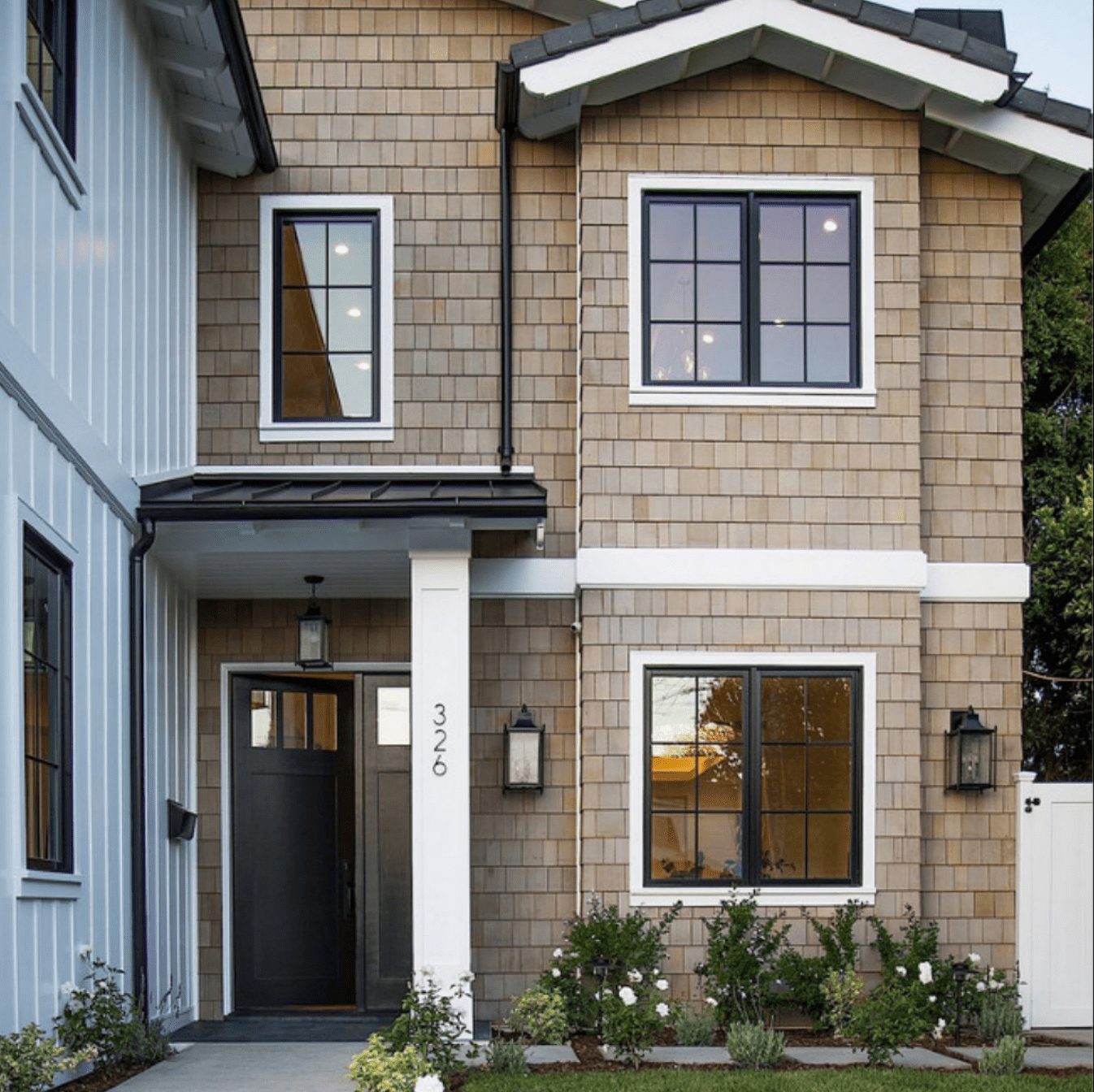 Choosing exterior finishes for themountainviewhouse for Exterior home finishes design