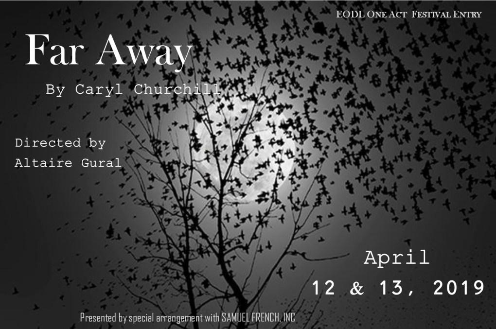 Far Away Poster