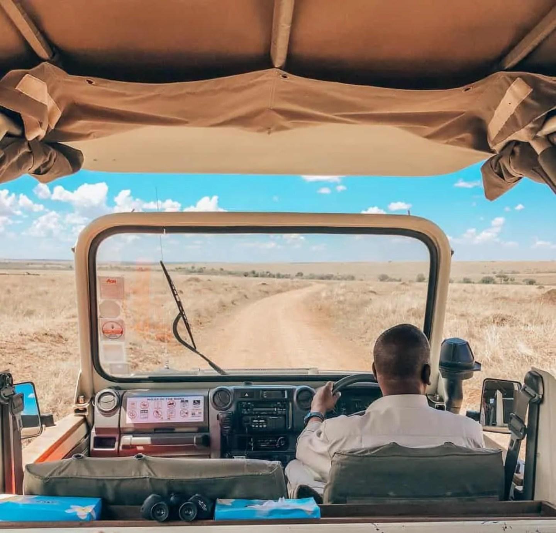 kenya safari in the masai mara