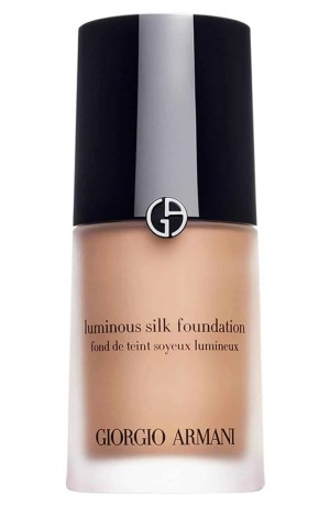 Armani Luminous Silk Foundation Review