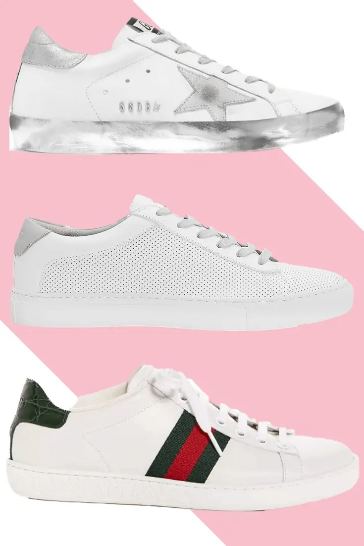 15+ White Sneakers for Women (and What to Wear Them With)