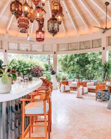 Costa restaurant Rosewood Baha Mar