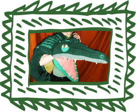 crocodile_puppet