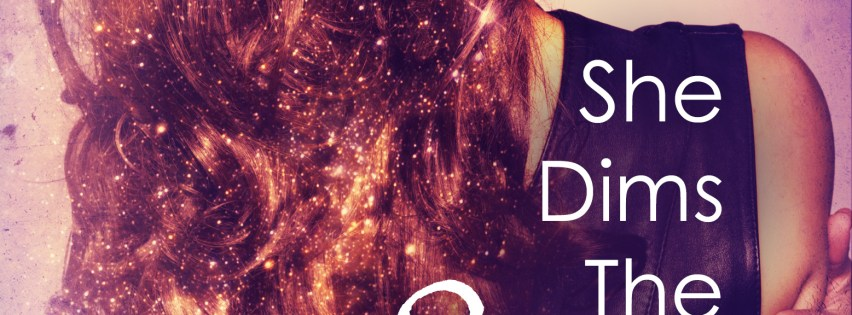 Cover Reveal ~ She Dims the Stars by Amber L. Johnson