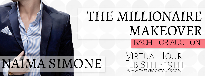 The Millionaire Makeover ~ New Release Excerpt & #Giveaway from @Naima_Simone