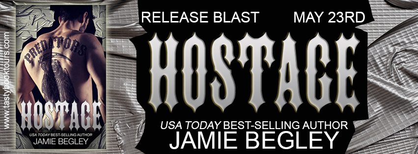 New Release Giveaway ~ Hostage by @Jamie_Begley