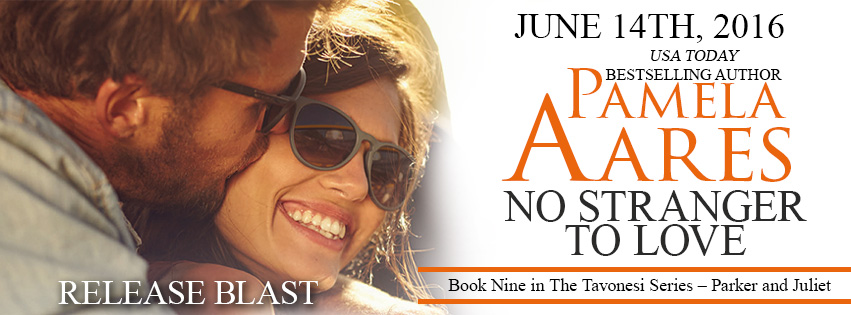 New Release Giveaway ~ No Stranger to Love by @PamelaAares