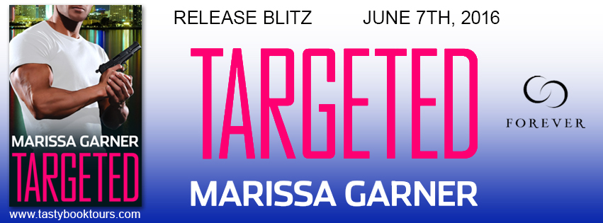 New Release Blitz ~ Targeted by @M_Garner_Author