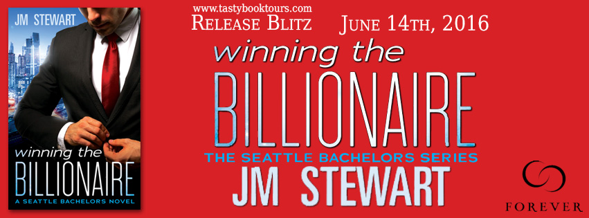 Release Day Giveaway ~ Winning the Billionaire by @JMStewartWriter