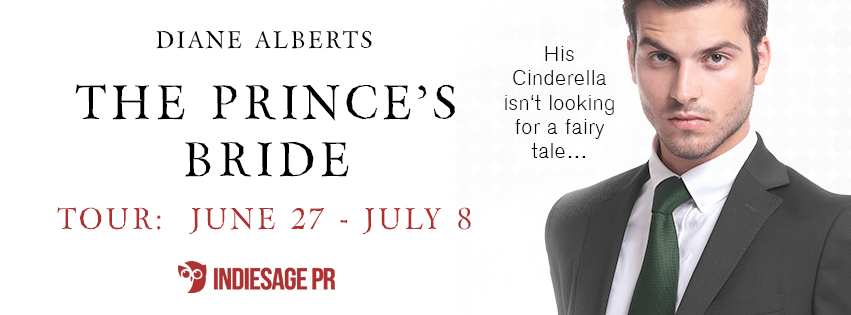 Hot New Review ~ The Prince's Bride by Diane Alberts