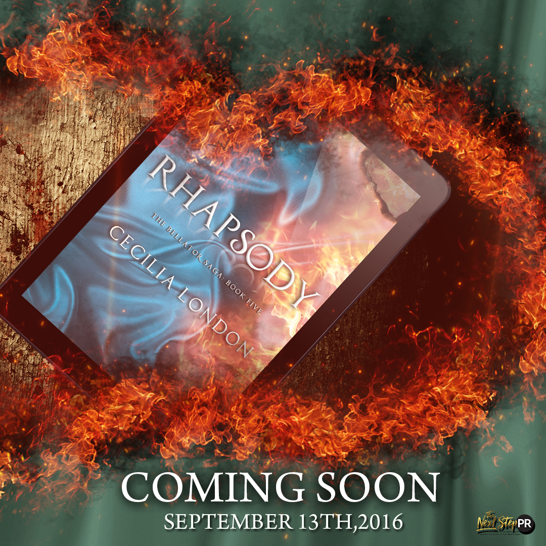 {Cover Reveal & Giveaway} Rhapsody by @AuthorCLondon