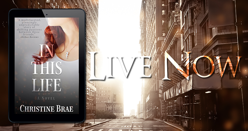{New Release Giveaway} In this Life by @ChristineBrae