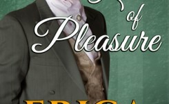 {Rogues to Riches Review} Lord of Pleasure by @EricaRidley