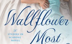 {Studies in Scandal Review}  Wallflower Most Wanted by @MandaCollins