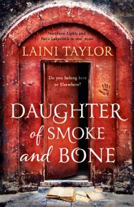 Daugter of Smoke and Bone by Laini Taylor