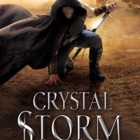 Come On Sweet Catastrophe -- Crystal Storm by Morgan Rhodes {Book Review}