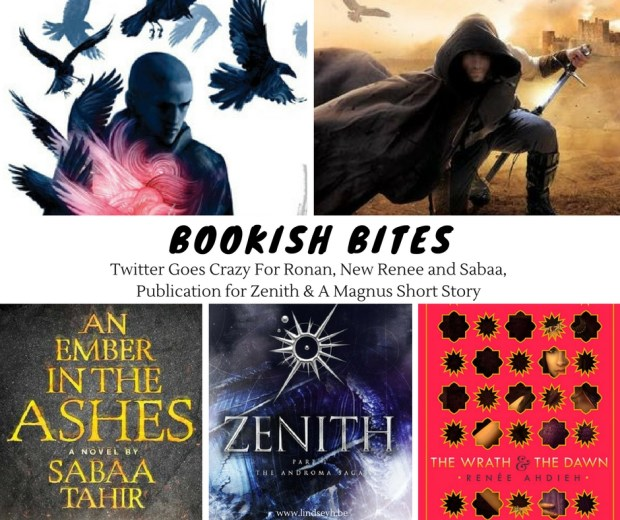 Bookish Bites 201608