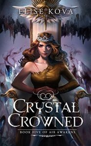 Crystal Crowned by Elise Kova