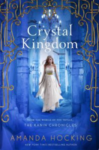 Crystal Kingdom by Amanda Hocking