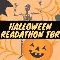 Halloween Readathon 2017 TBR