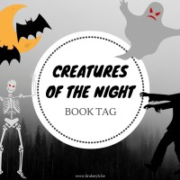 Creatures of the Night Book Tag {Tag Thursday}