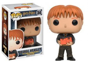 George Weasley Funko Pop
