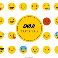 The Emoji Book Tag {Tag Thursday}