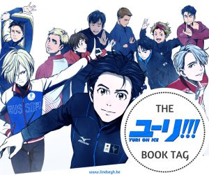 Yuri On Ice Book Tag