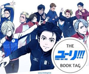 Yuri On Ice Book Tag