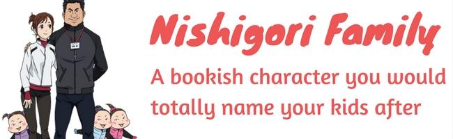 9 Nishigori Family