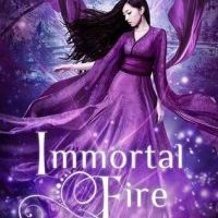Epic, Gorgeous and Emotional -- Immortal Fire by Annette Marie {ARC Book Review}