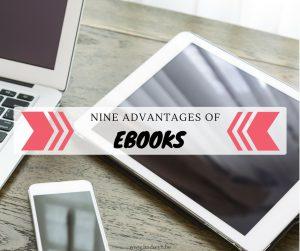 Nine Advantages of eBooks